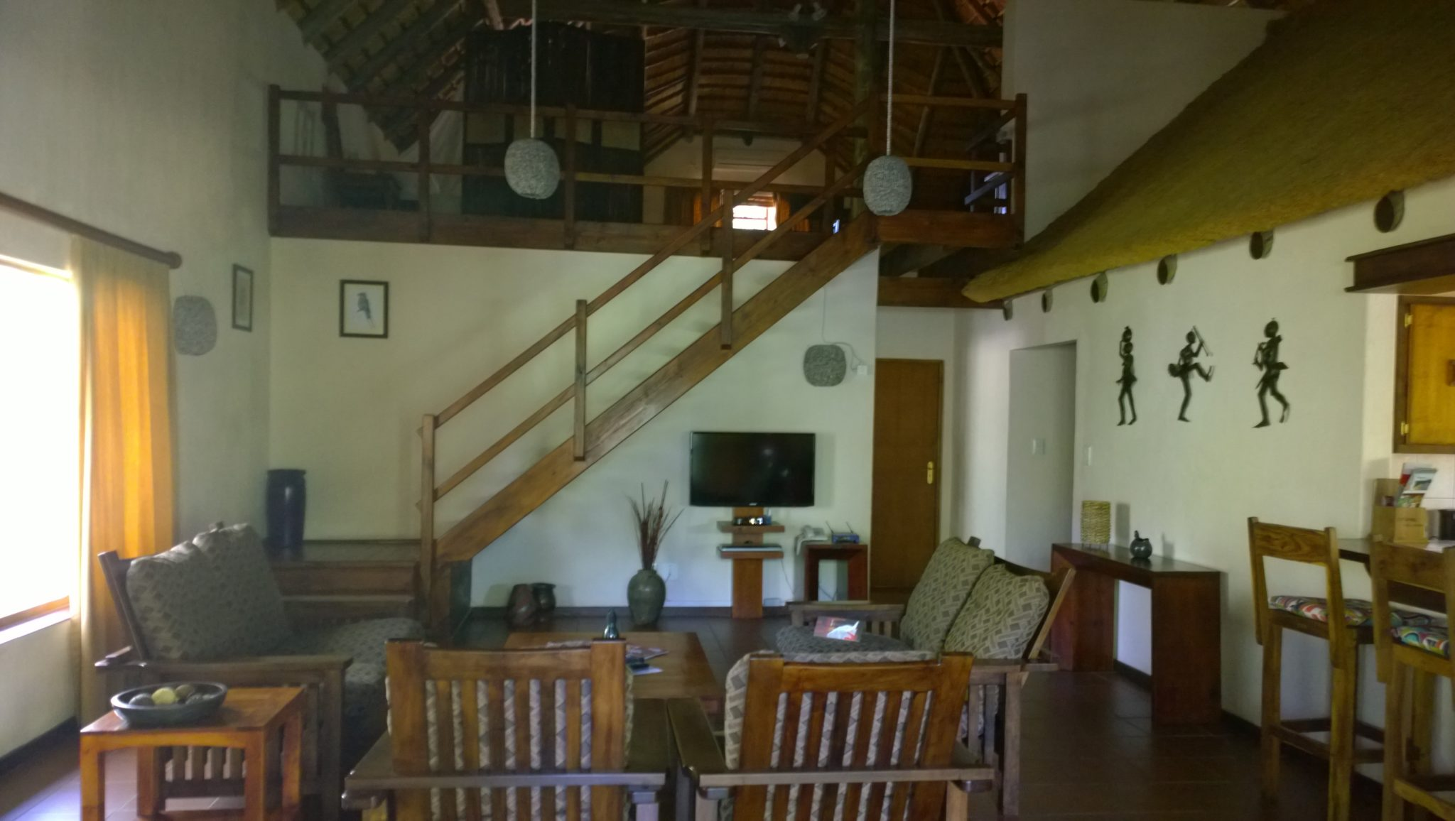 Comfortabel verblijven bij Sefapane Main Lodge